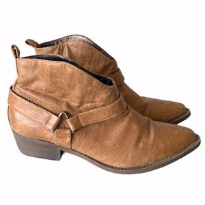 Coconuts Matisse King Ankle Cowboy Boots
